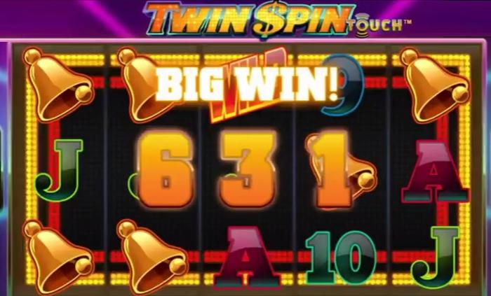 Casino Free Spins Slot Twin Spin NetEnt