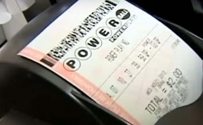 Powerball Lotto rekord